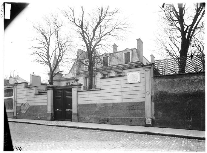 File Maison D Edgar Quinet Facade Sur Rue Portail Paris 06 Mediatheque De L Architecture Et Du Patrimoine Apmh00037914 Jpg Wikimedia Commons