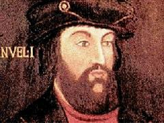 Emanuel I., Portugal, König