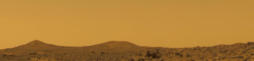 Cum este cerul pe Marte Mars_sky_at_noon_PIA01546