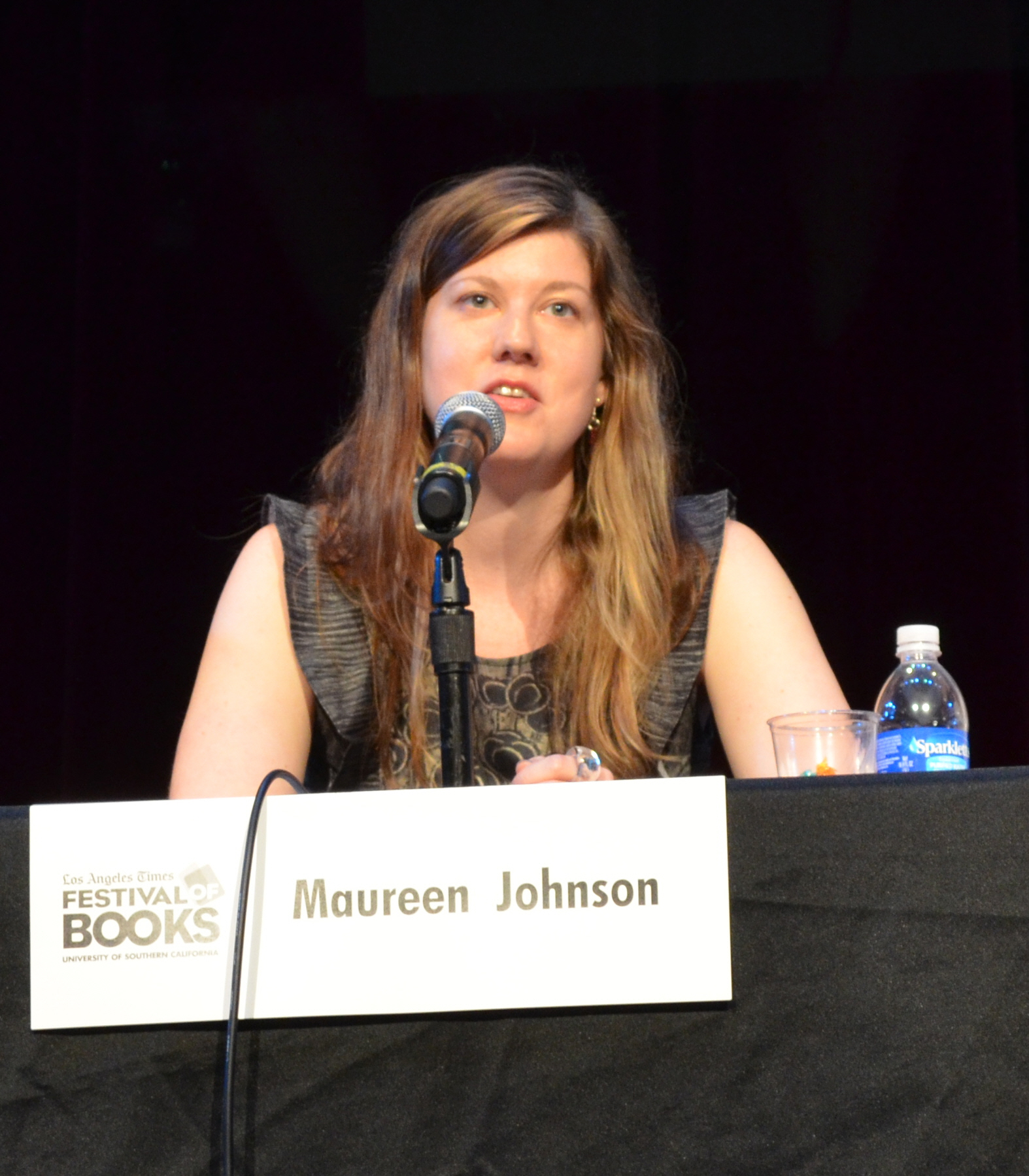 Maureen Johnson