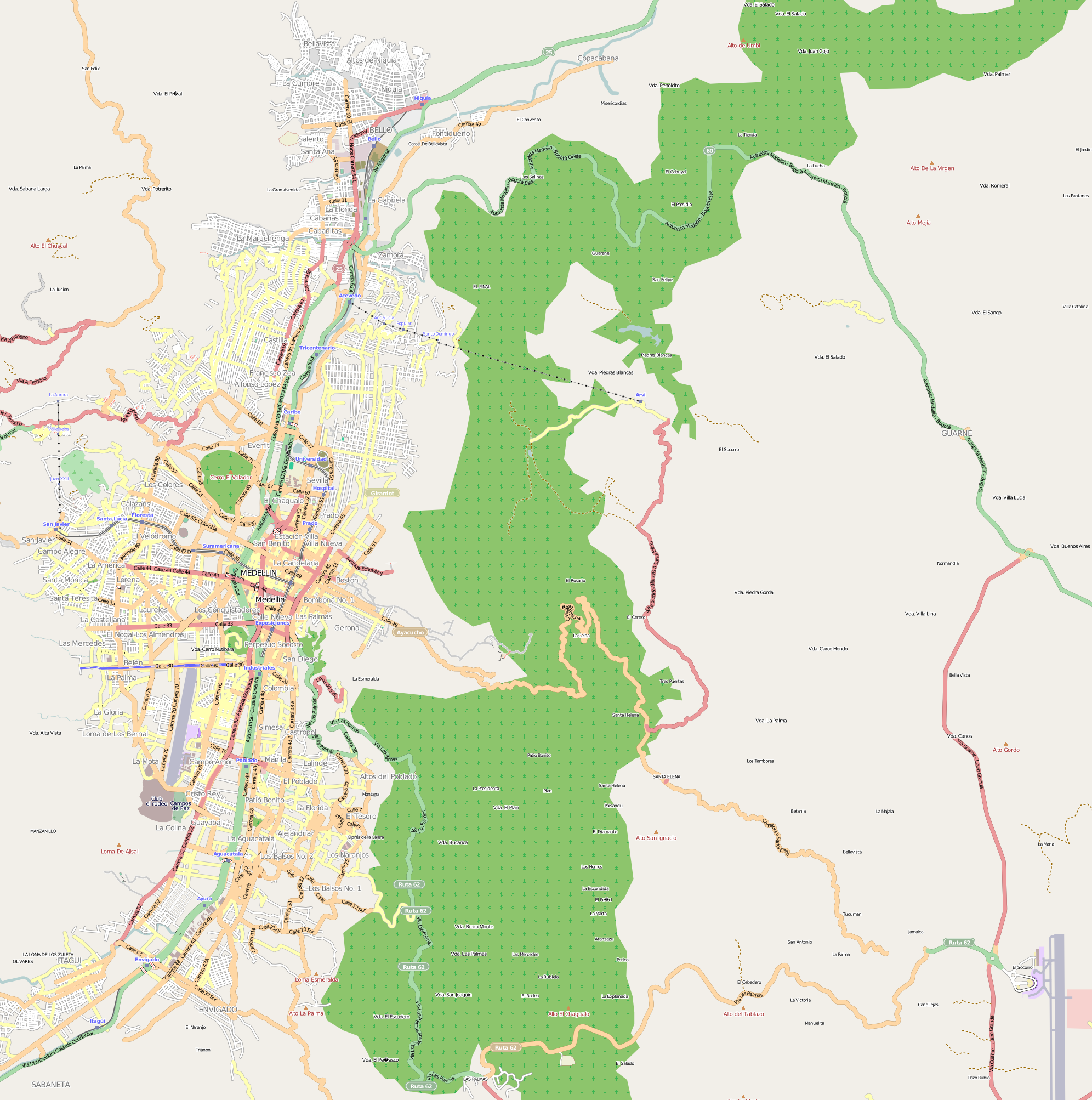 FileMedellin location mappng Wikimedia Commons