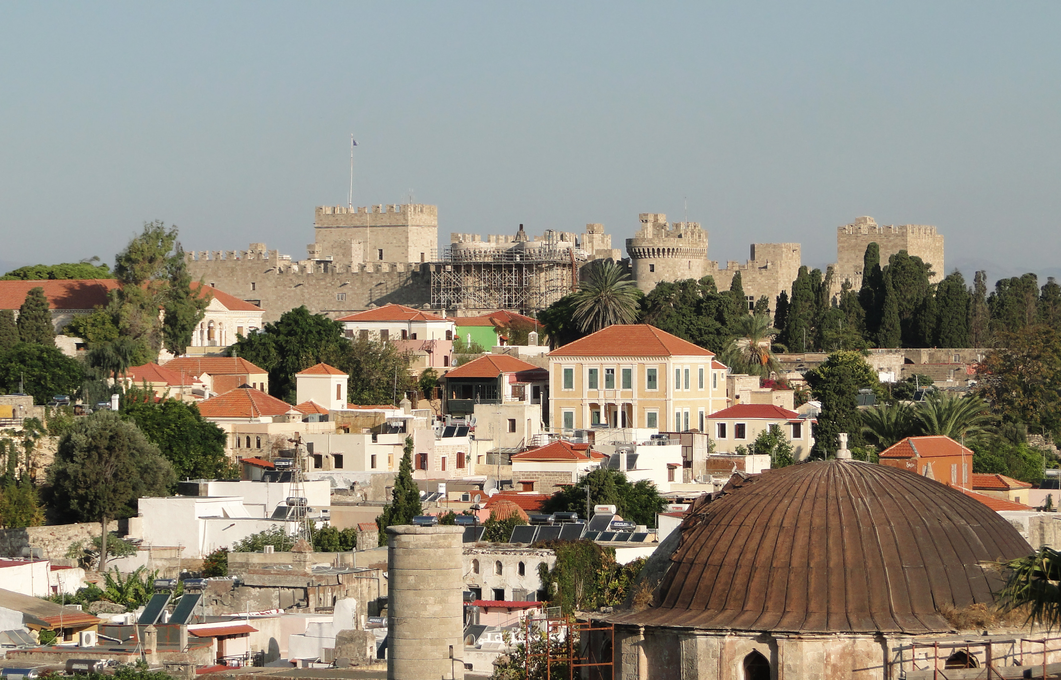 Opinions on Rhodes (city)
