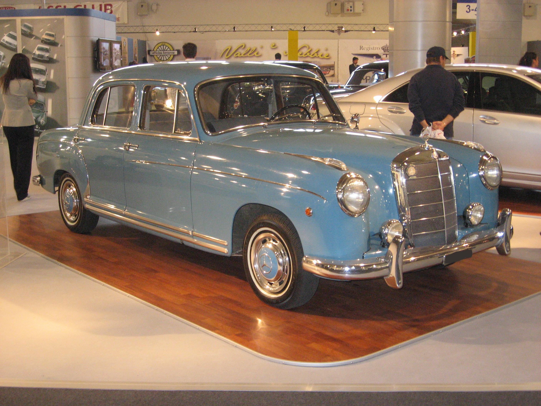 Httpuploadwikimediaorgwikipediacommons77cmercedes benz for Mercedes benz 220s