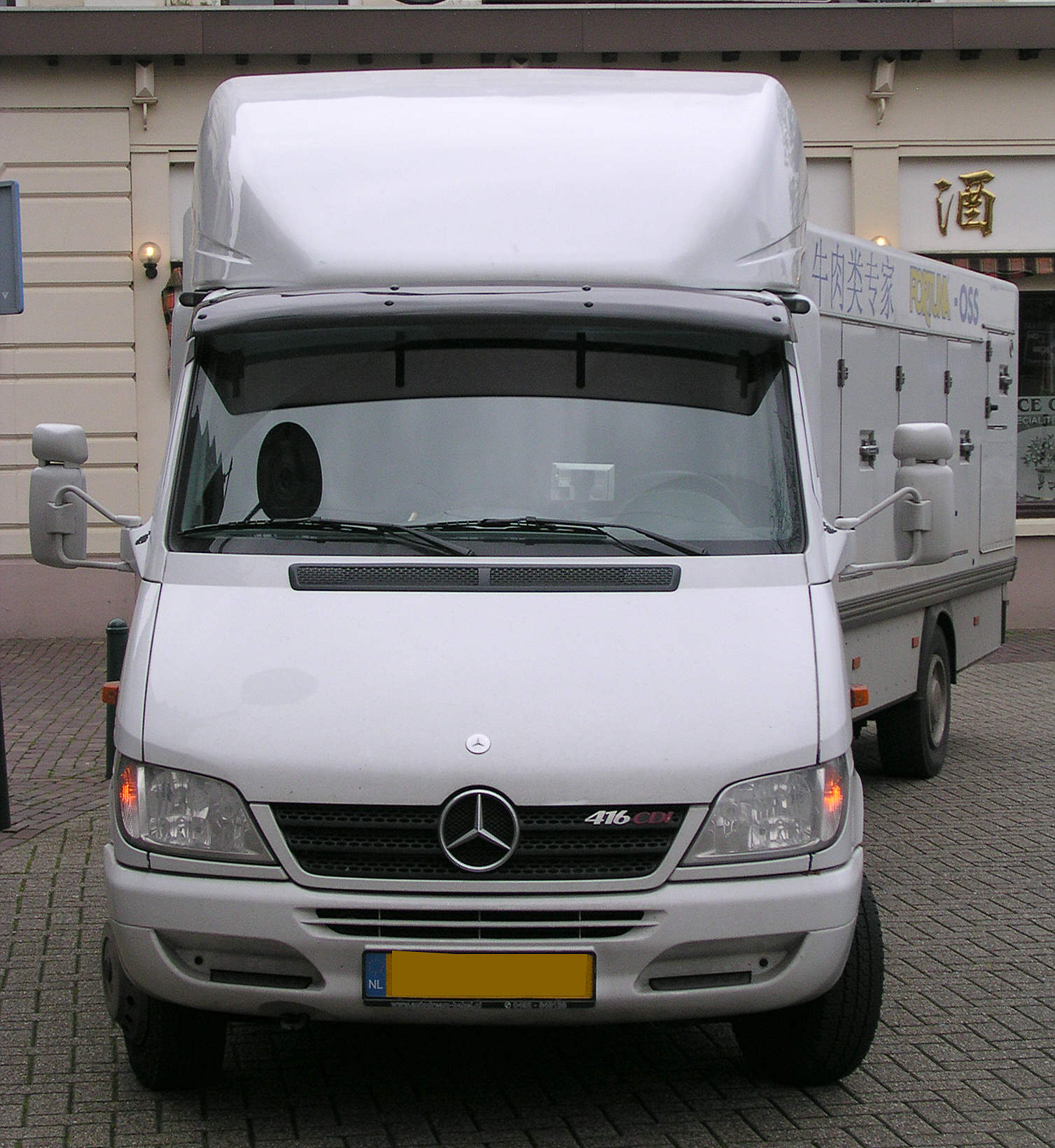 Buy sprinter from autos post for Buy mercedes benz in germany