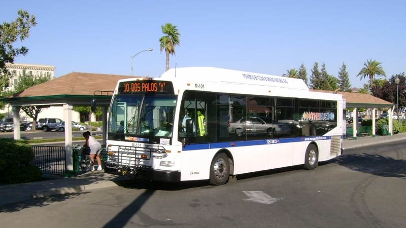 Merced County Transit