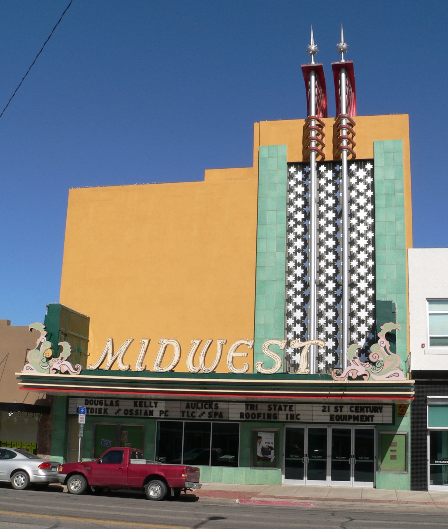 photo of Midwest theatre