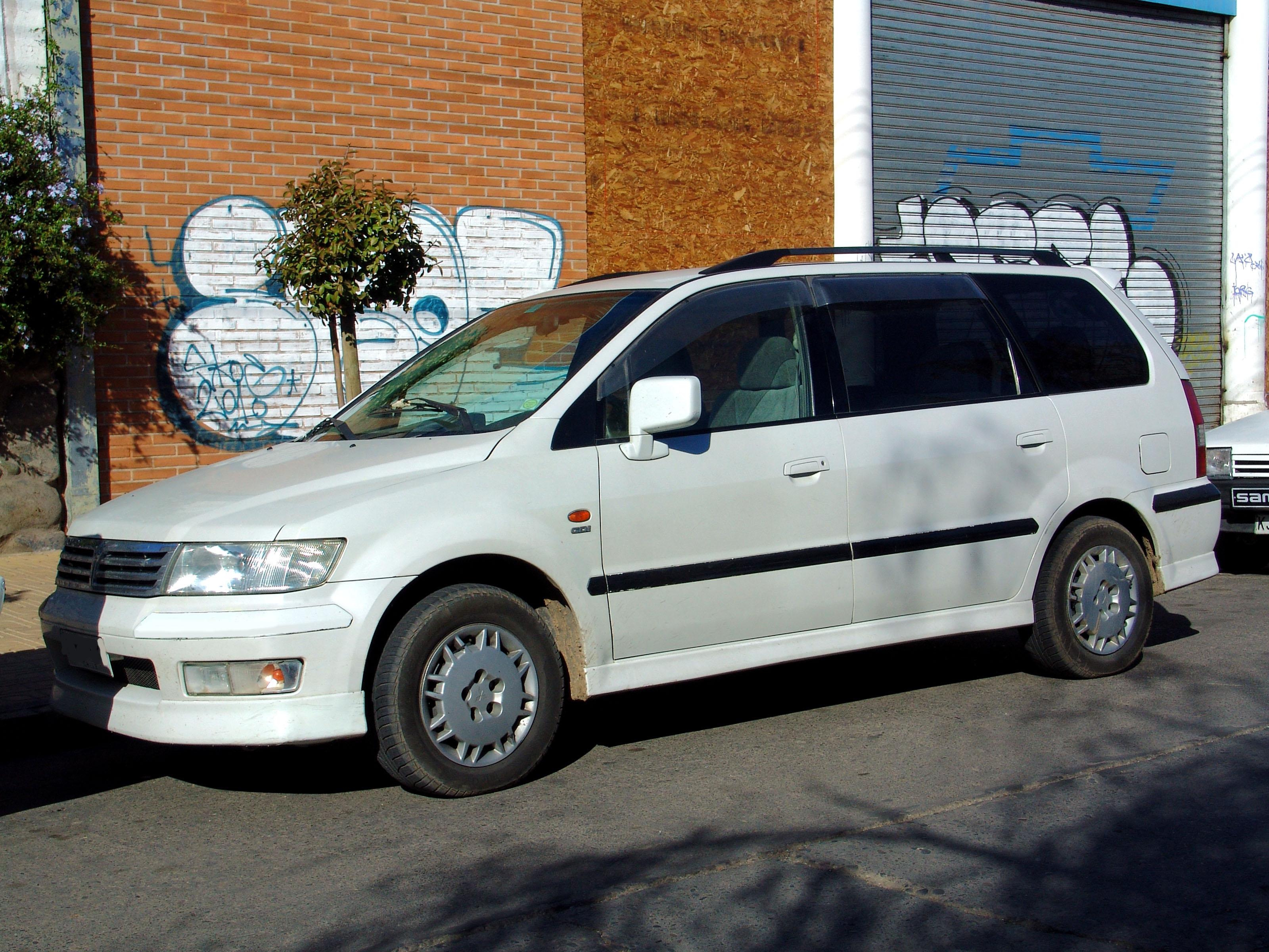 file mitsubishi chariot grandis super exceed gdi 1998 12060142643 rh commons wikimedia org Grandis Mitsubishi DVD Player Mitsubishi Grandis 2005