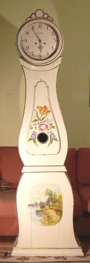 Mora Clock 1834