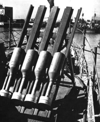 Mousetrap (7.2-Inch ASW Rocket)
