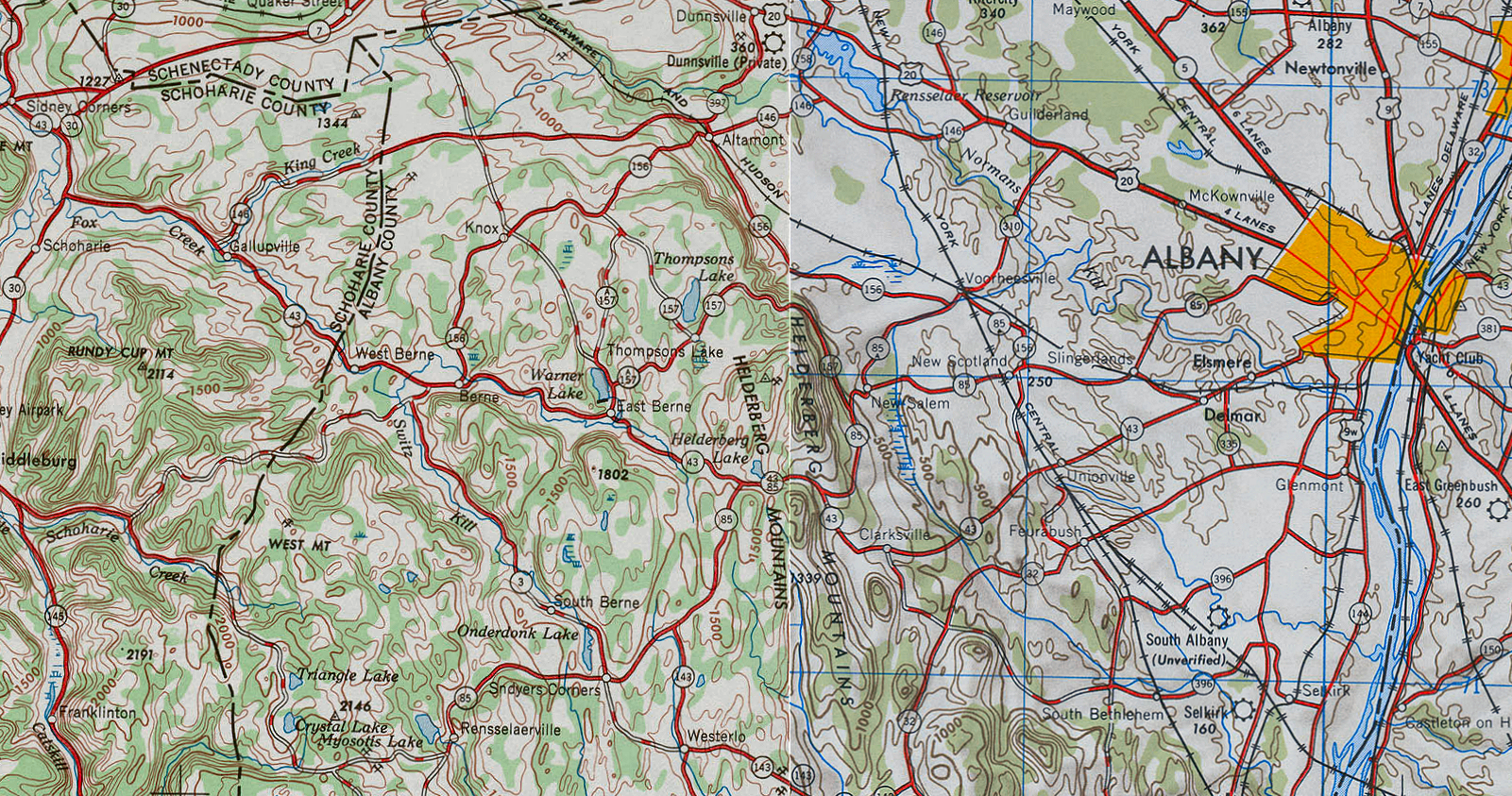 FileNY 43 former routing map late 1940spng Wikimedia Commons