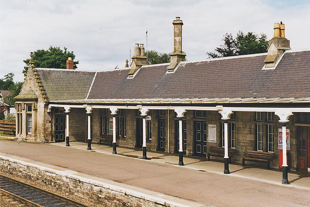 Station Nairn