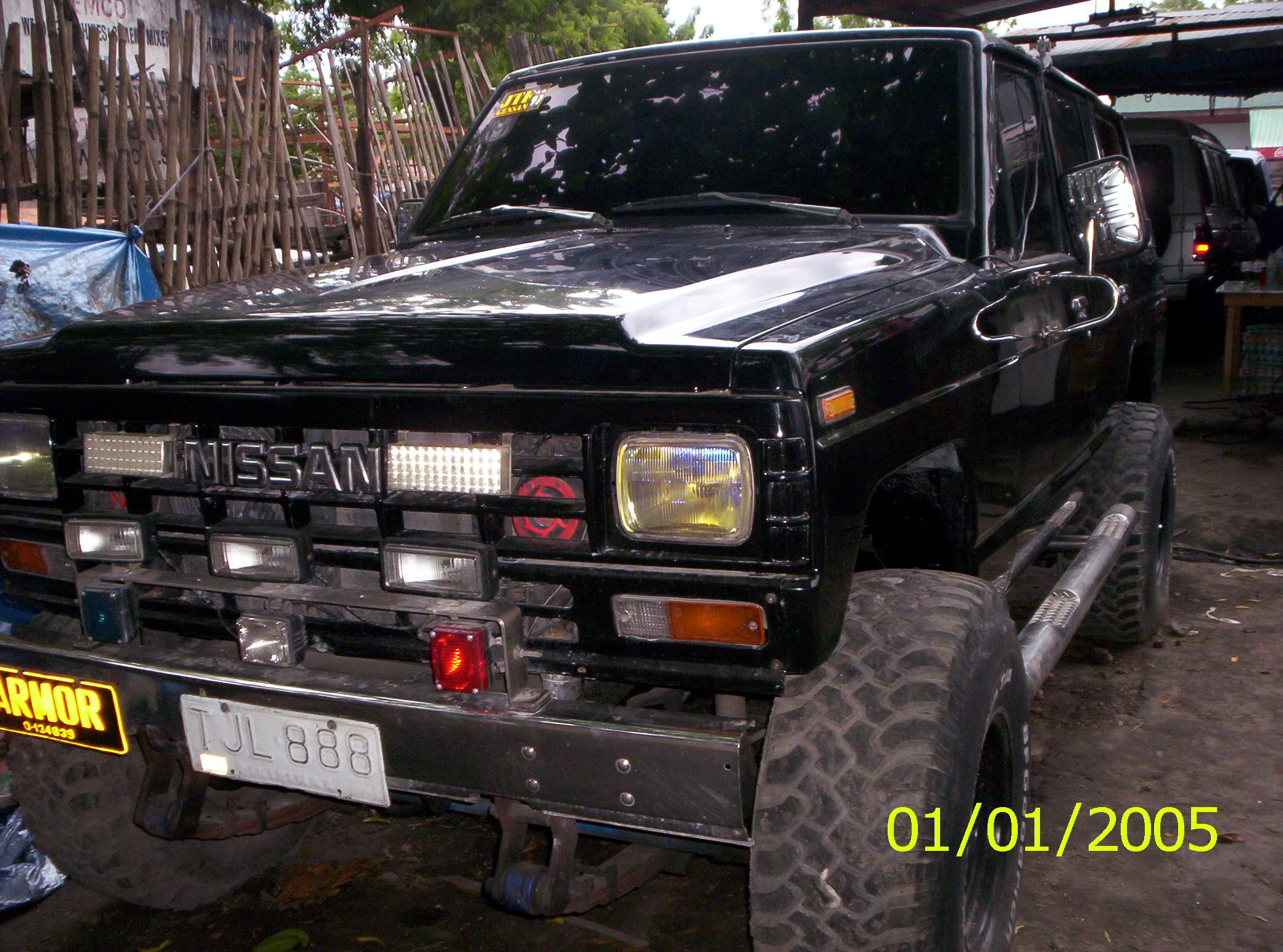 File Nissan Patrol by Lakay '97 4 on nissan patrol