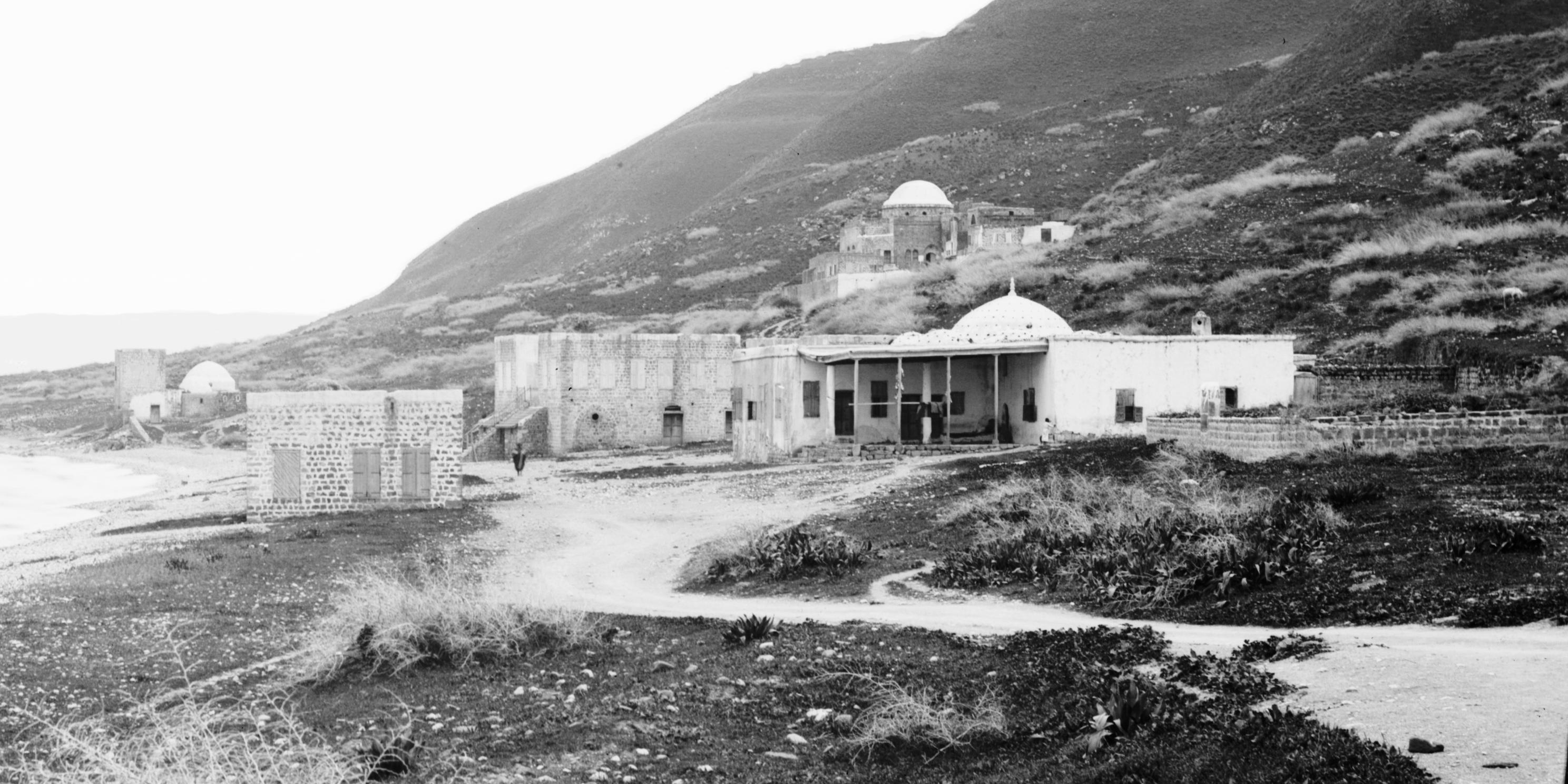 FileNorthern views Thermal baths Tiberias American Colony