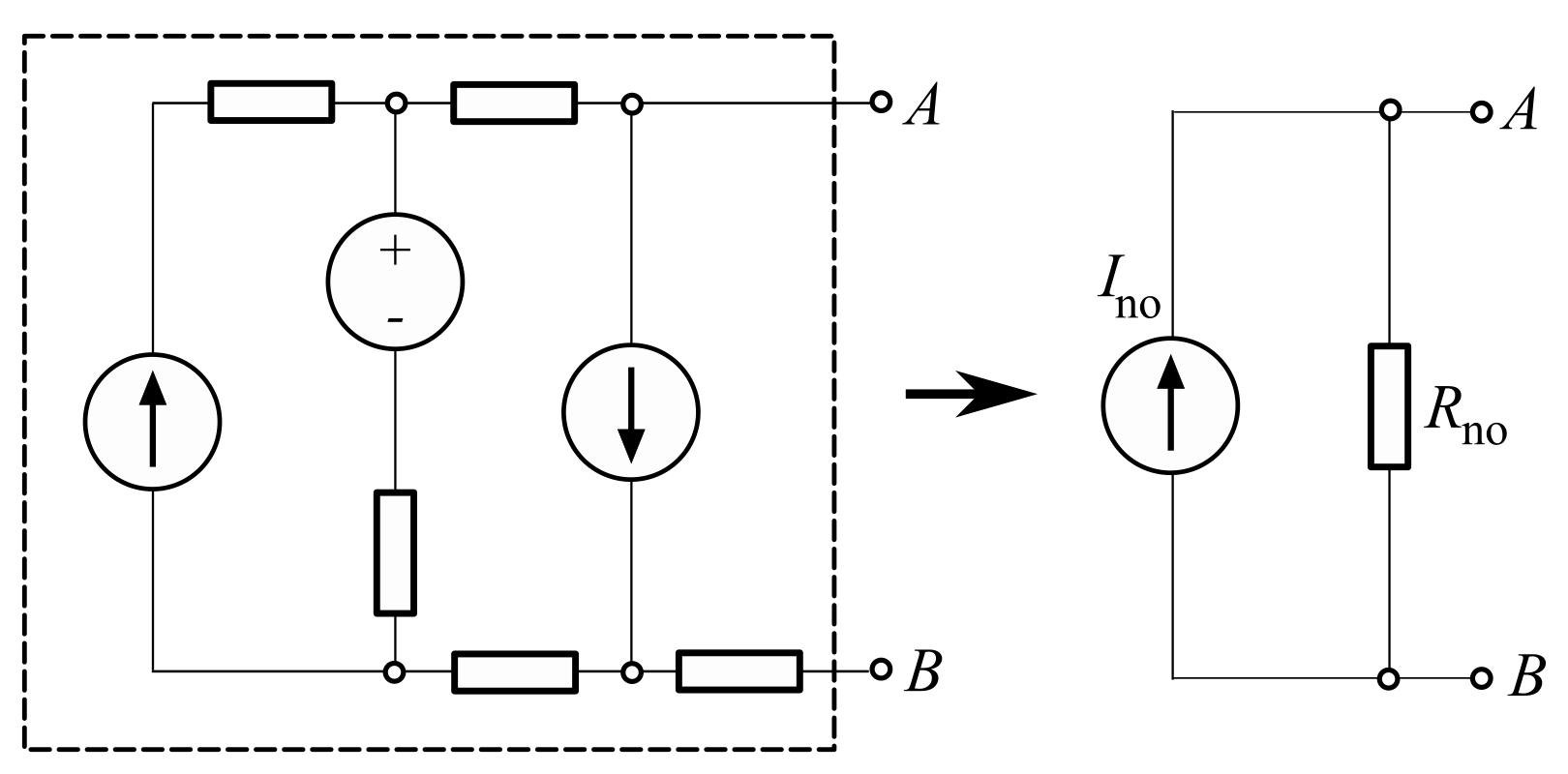 norton u0026 39 s theorem