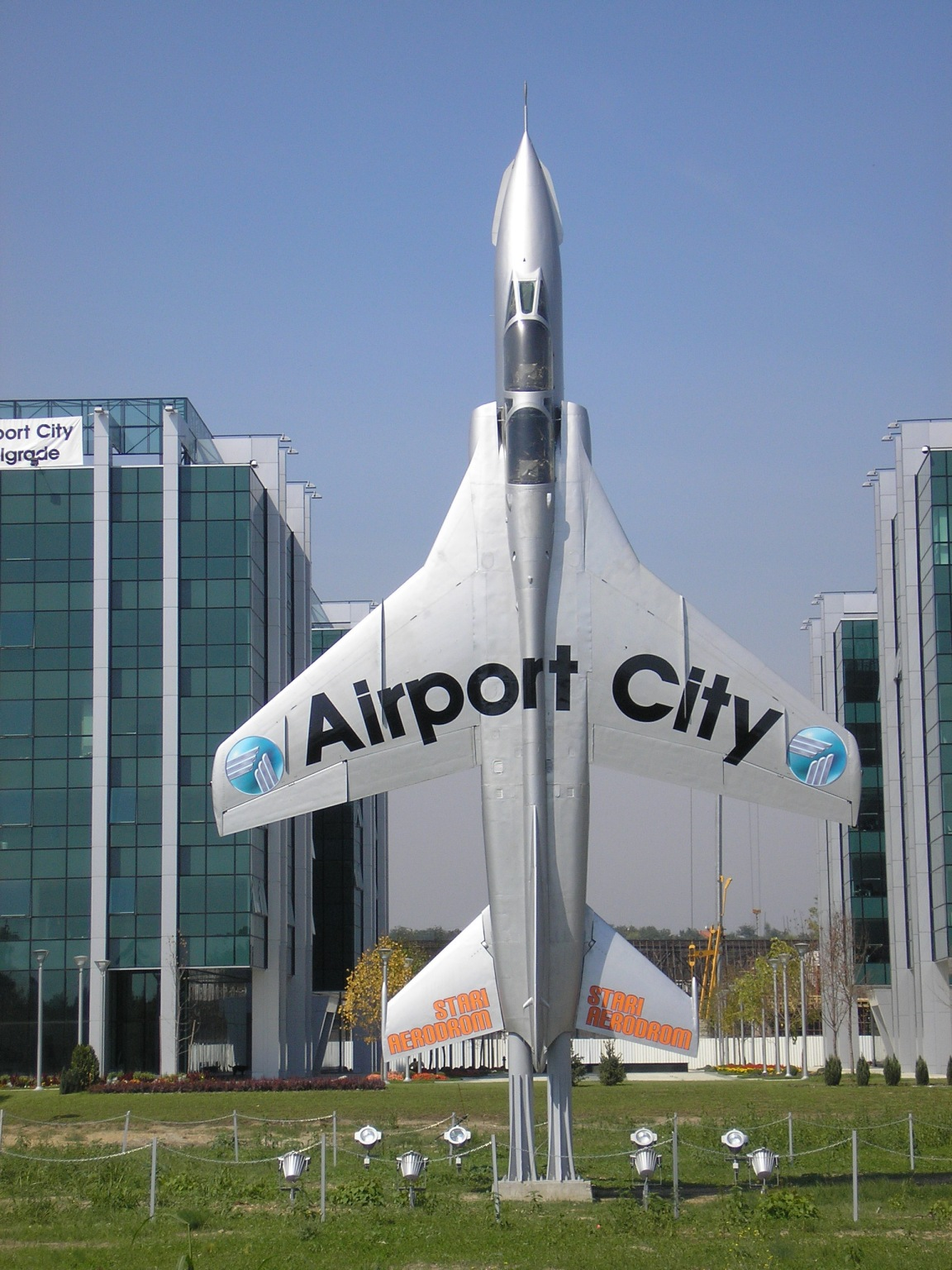 Airport City Belgrade Wikipedia