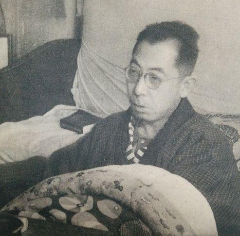 Hideo Oguni in 1948