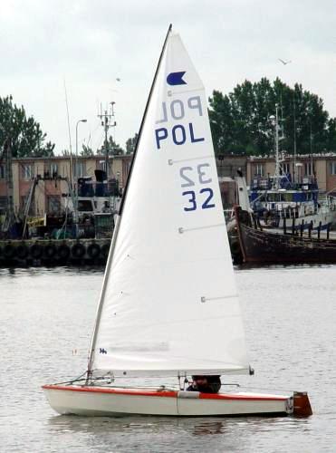 Sailing Yacht A >> OK Dinghy - Wikipedia