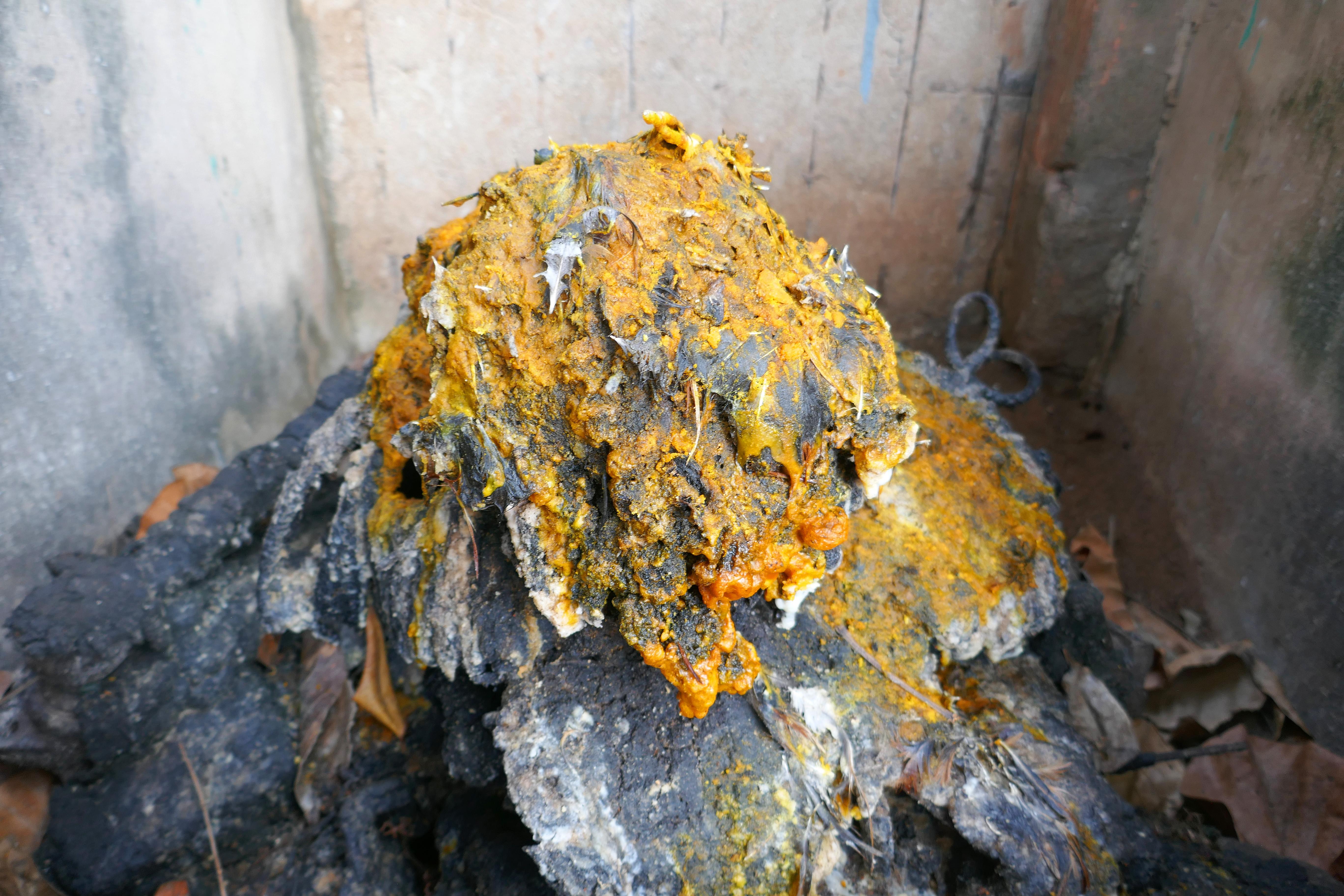 File:Ouidah-Temple des Pythons-Autel sacrificiel (2) jpg