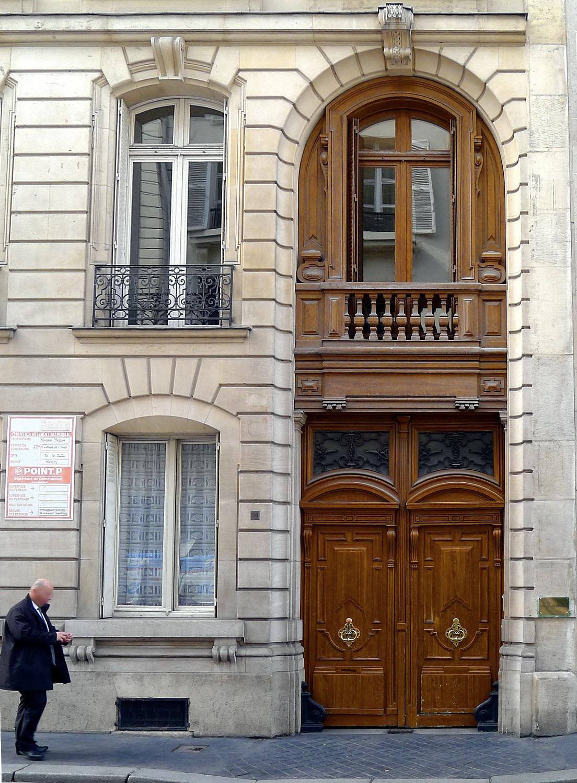 File p1020483 paris vii rue saint dominique n 39 porte monumentale rwk jpg wikimedia commons - Porte saint dominique avignon ...