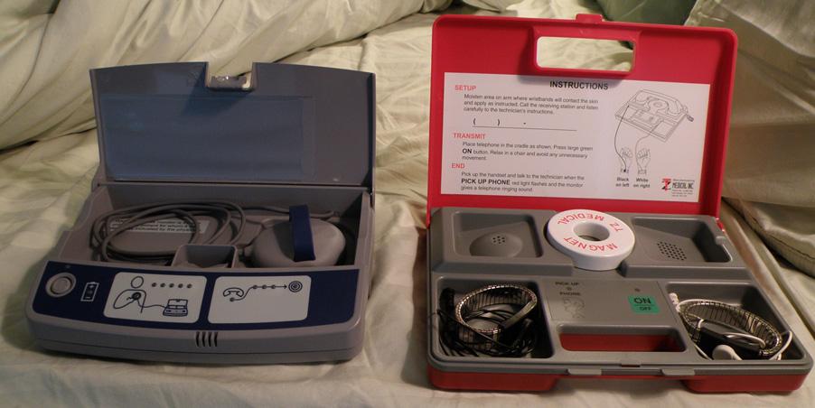 Artificial cardiac pacemaker