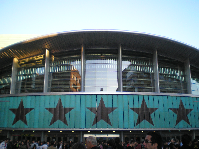 File Palacio De Deportes De La Comunidad De