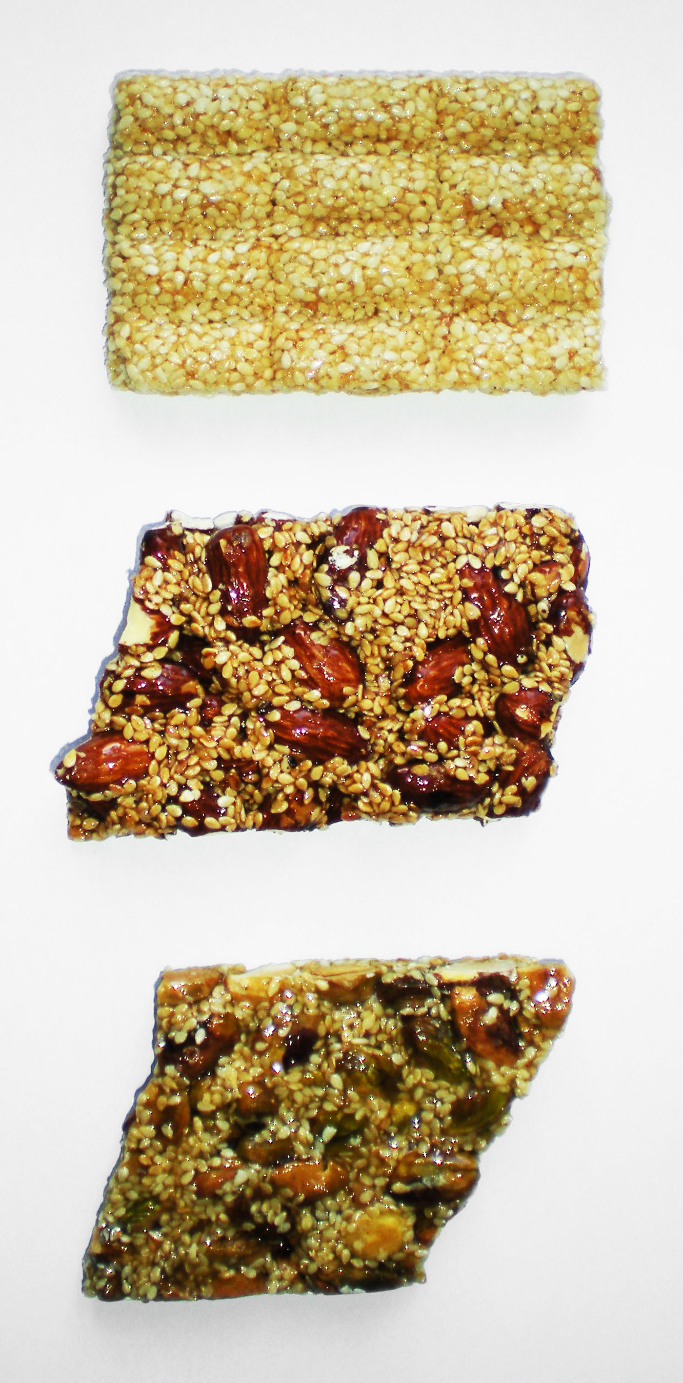 3-Ingredient Sesame Seed Crunch Candy (Gluten-Free) |Sesame Seed Candy With Cranberries