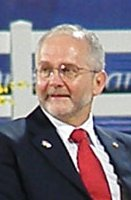 File photo of Philip Craven, 2009.  Image: Tksteven.