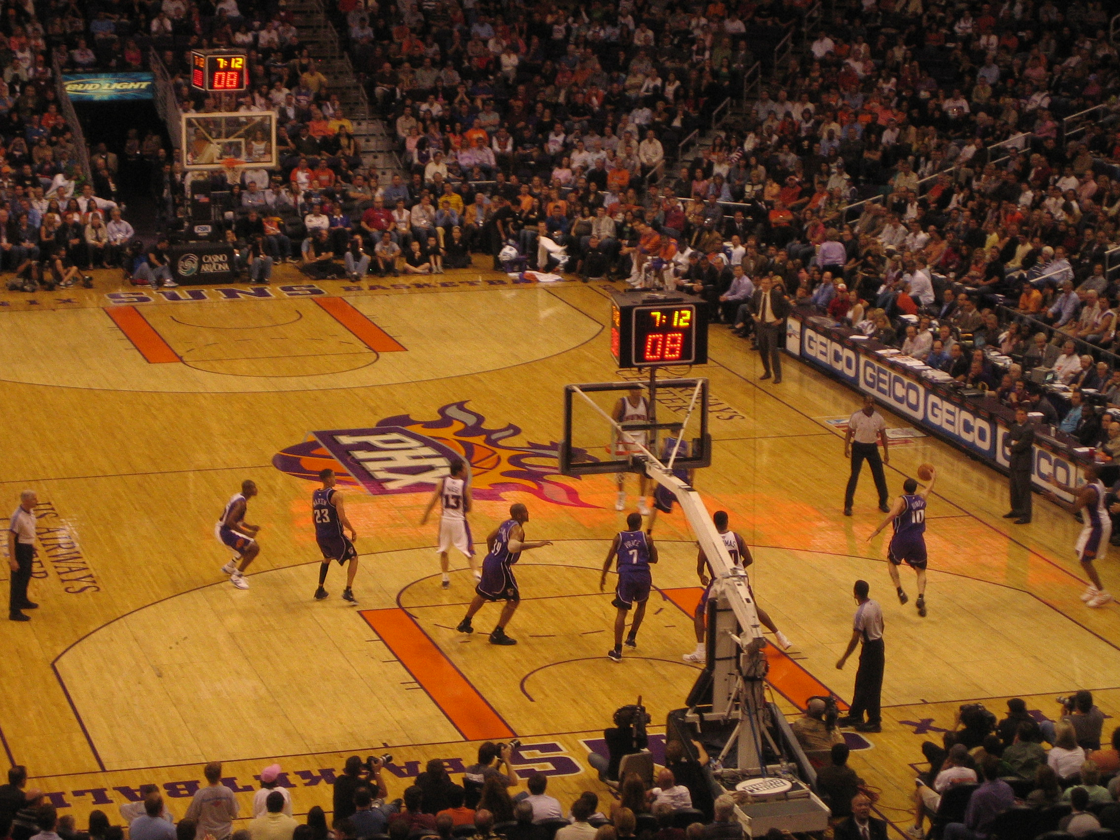 reputable site 1e0da 442e3 List of Phoenix Suns seasons - Wikipedia