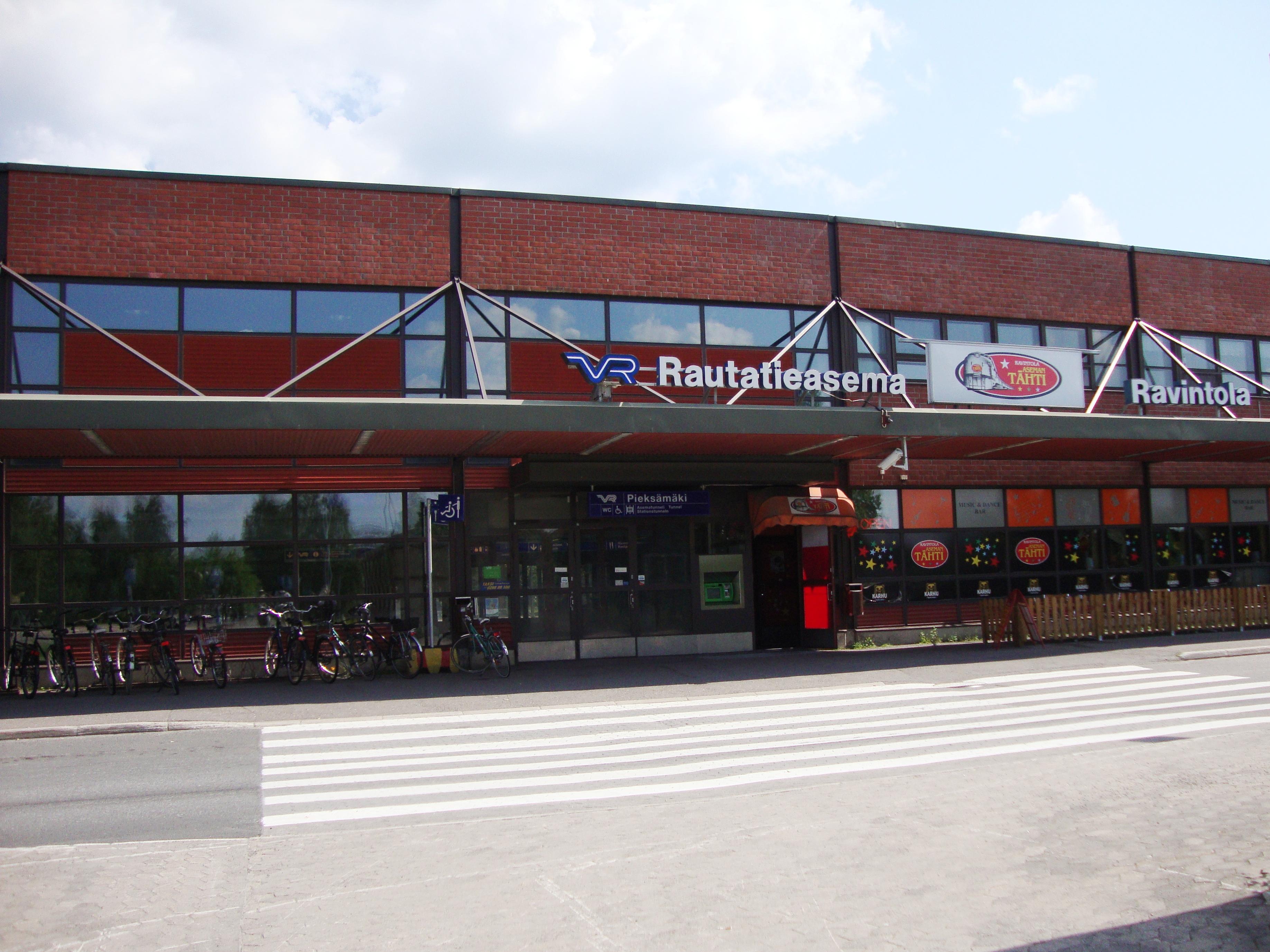 R-Kioski Rautatieasema