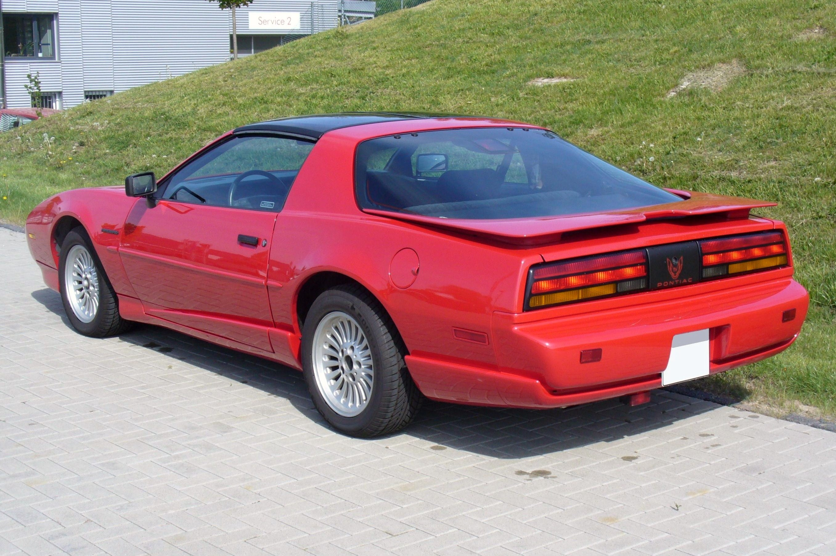 File Pontiac Firebird 1991 Heck Jpg Wikimedia Commons