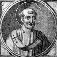 Pope Telesfor.   JPG