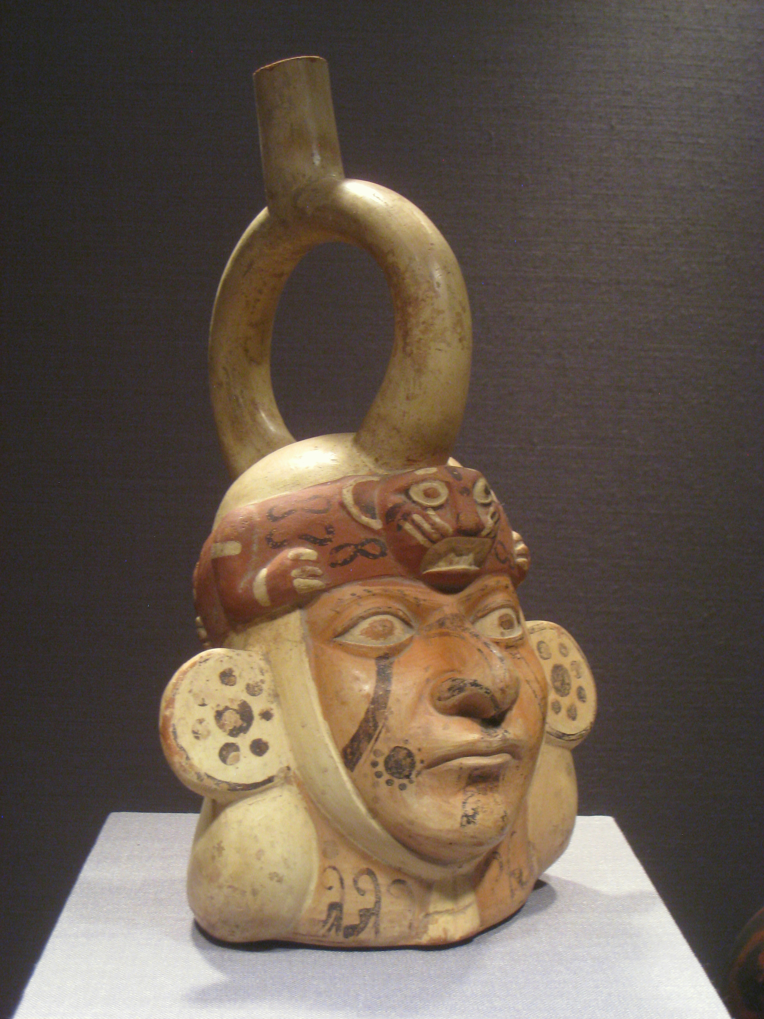 opinions on moche culture