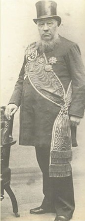 President Paul Kruger, Transvaal-Zuid Afrika