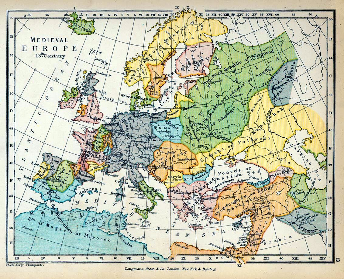 An analysis of the european navigation of the 15th century