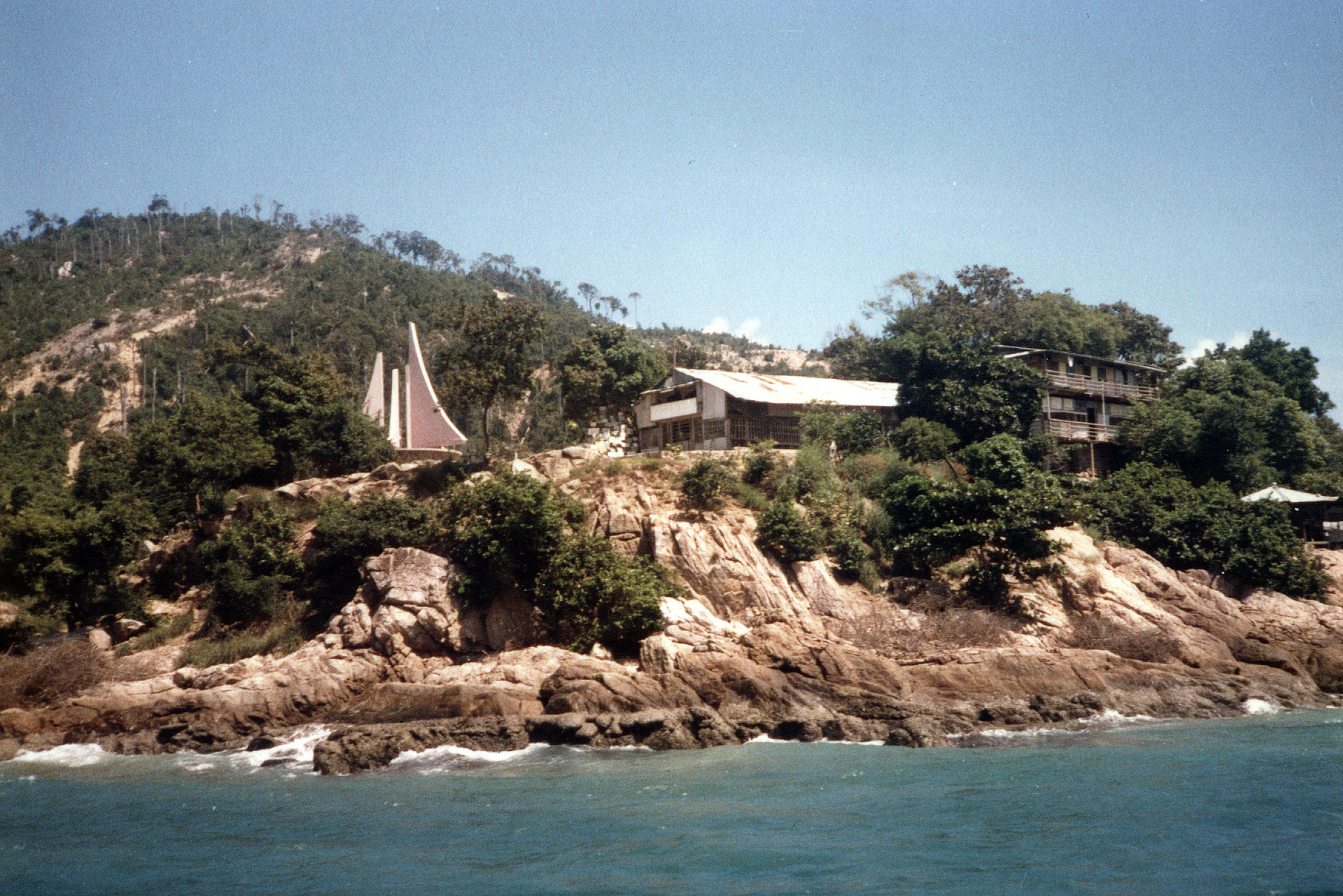 Pulau Bidong Refugee Camp