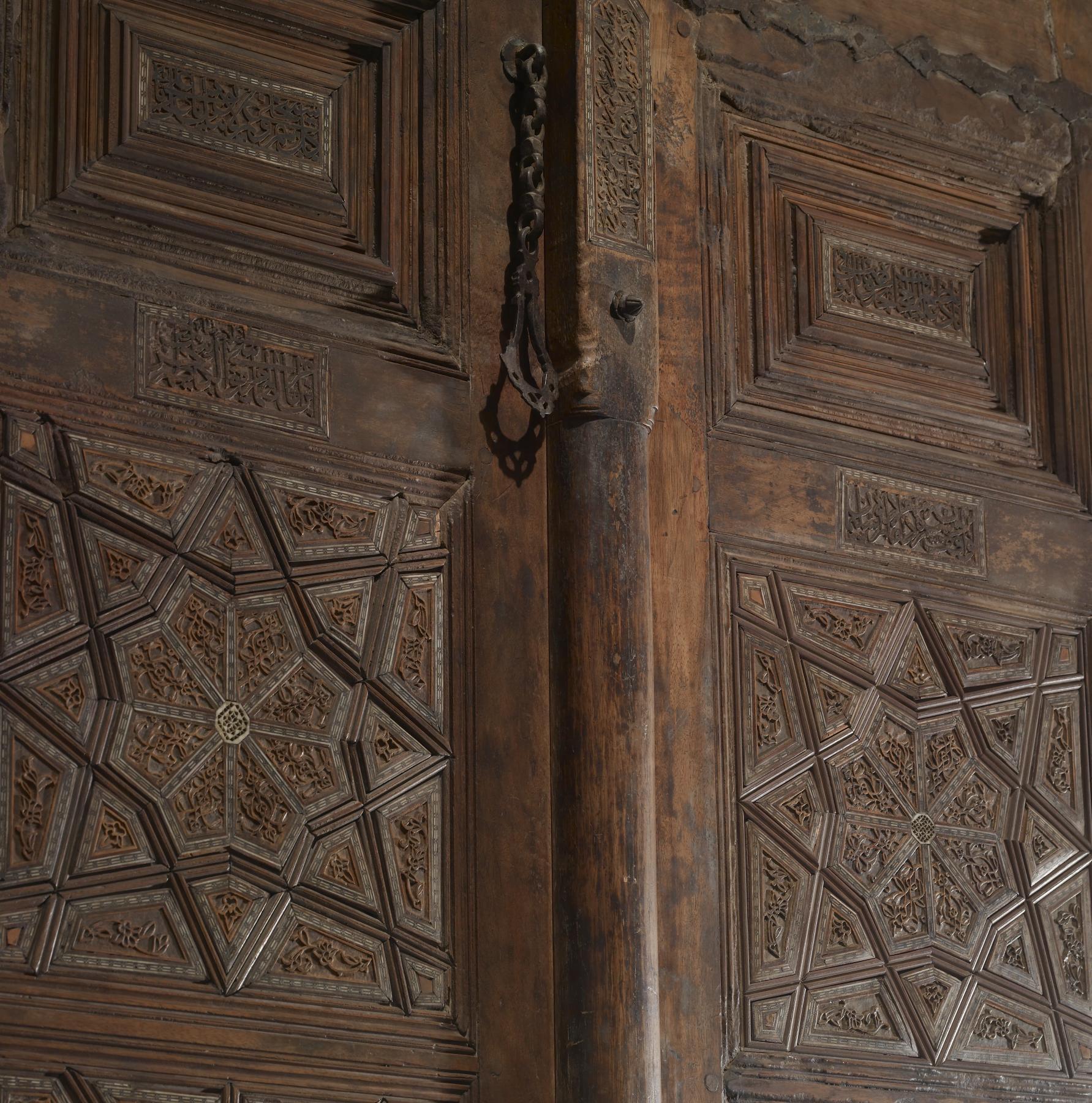 File:Qanbar ibn Mahmud - Mausoleum Doors - Walters 61297 - Detail E.jpg & File:Qanbar ibn Mahmud - Mausoleum Doors - Walters 61297 - Detail ... Pezcame.Com