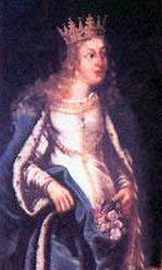 Rainha Santa Isabel - D. Dinis