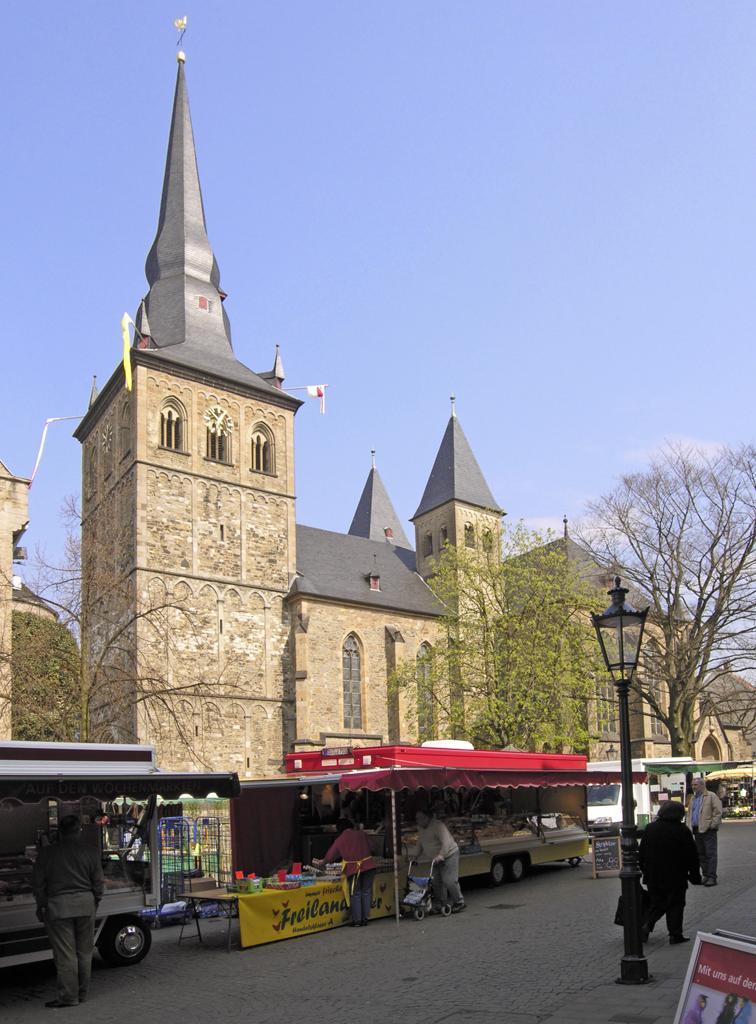 Am Tannenbaum Ratingen.Liste Der Baudenkmäler In Ratingen Wikipedia