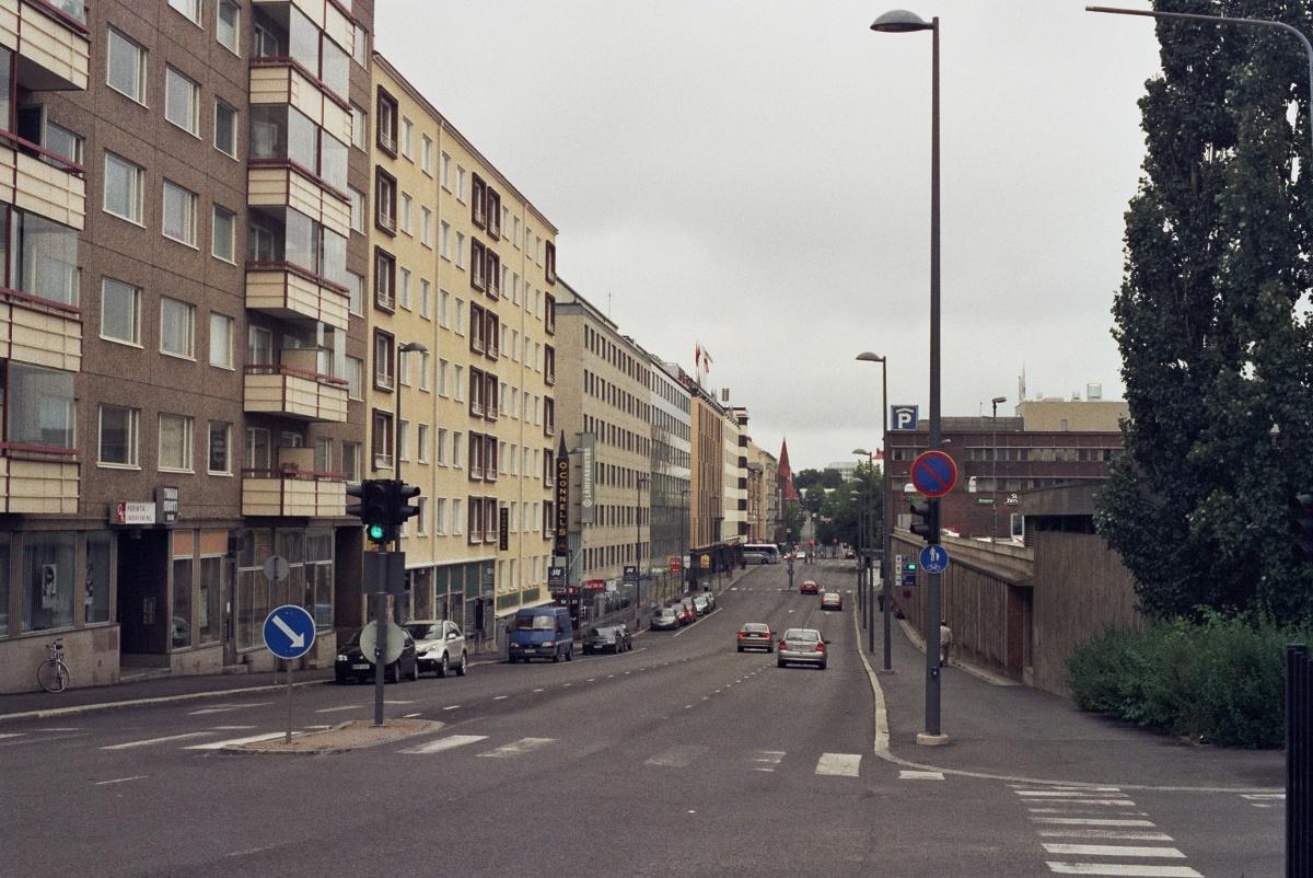 Rautatienkatu 12 Tampere