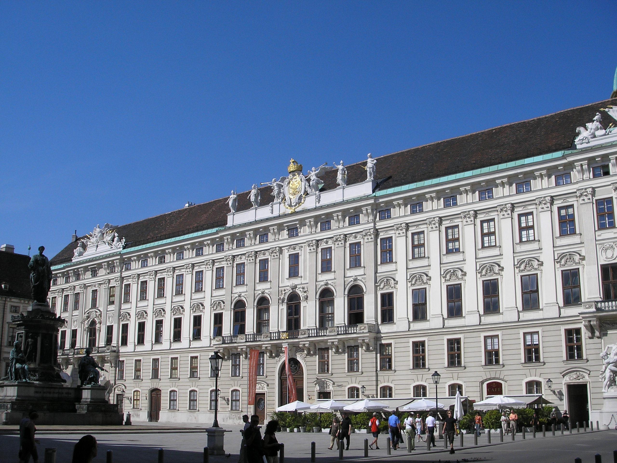 Hofburg Imperial Palace - Austria - Trip Historic
