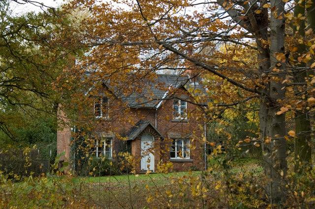 Reservoir Cottage - geograph.org.uk - 1041752
