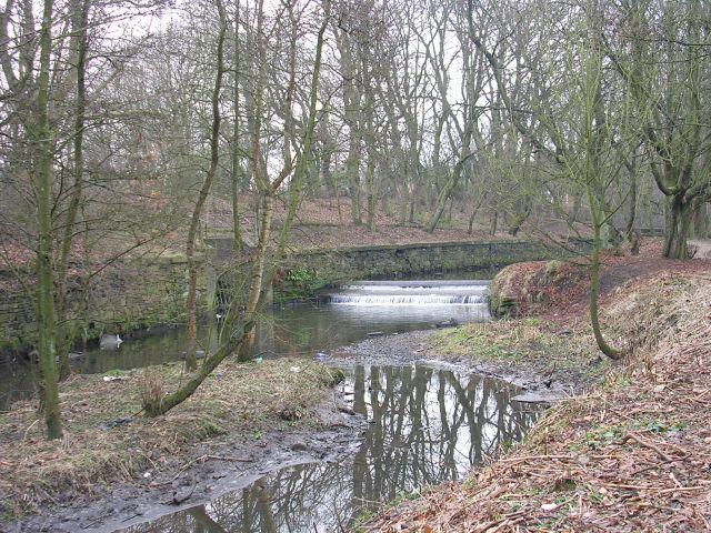 River Croal - geograph.org.uk - 115165
