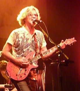 Roine Stolt Swedish guitarist, vocalist and composer (born 1956)