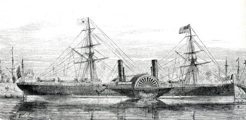 Vos paquebots préférés de la Transat SS_Washington_c._1864-1868