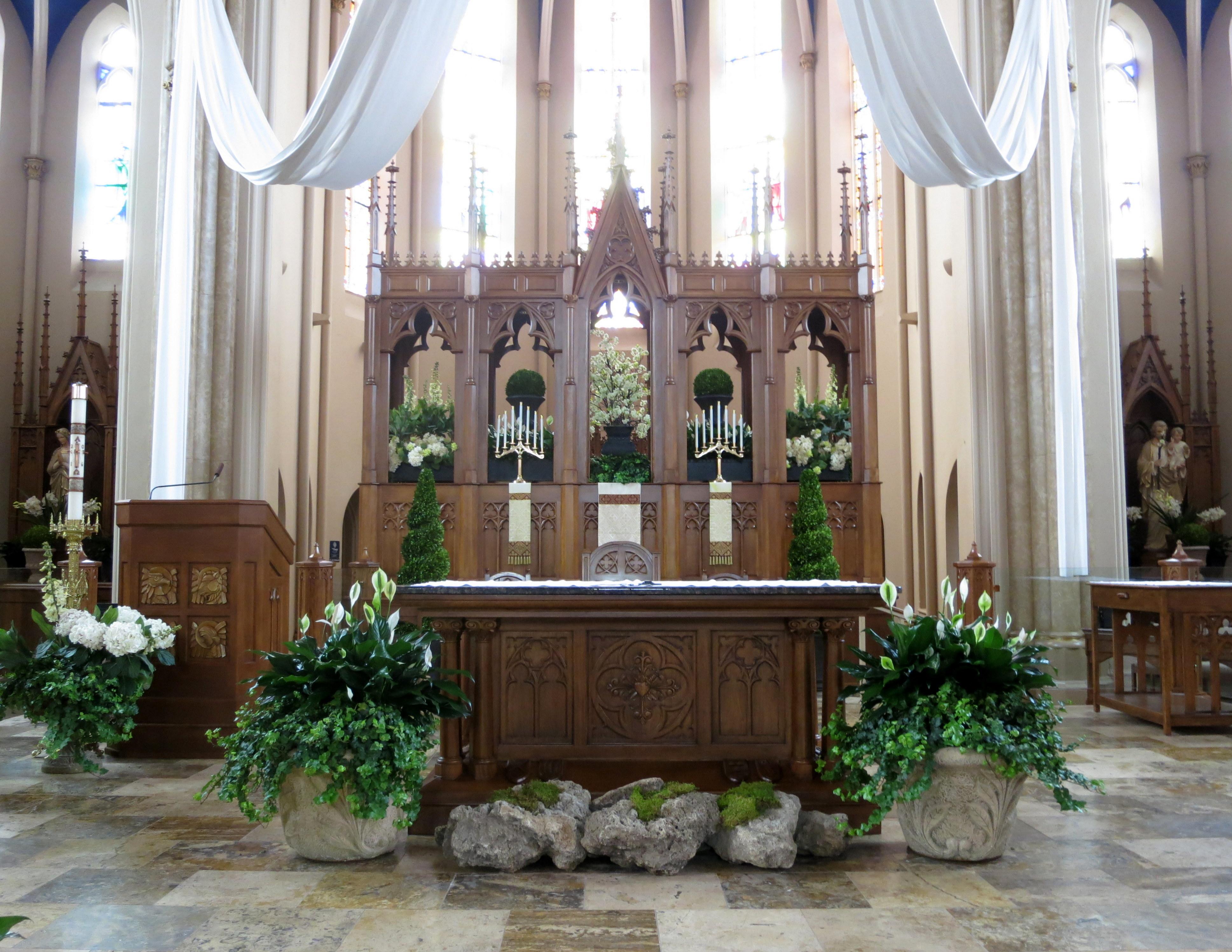 Ideas For Decorating A Church Sanctuary | Joy Studio ...