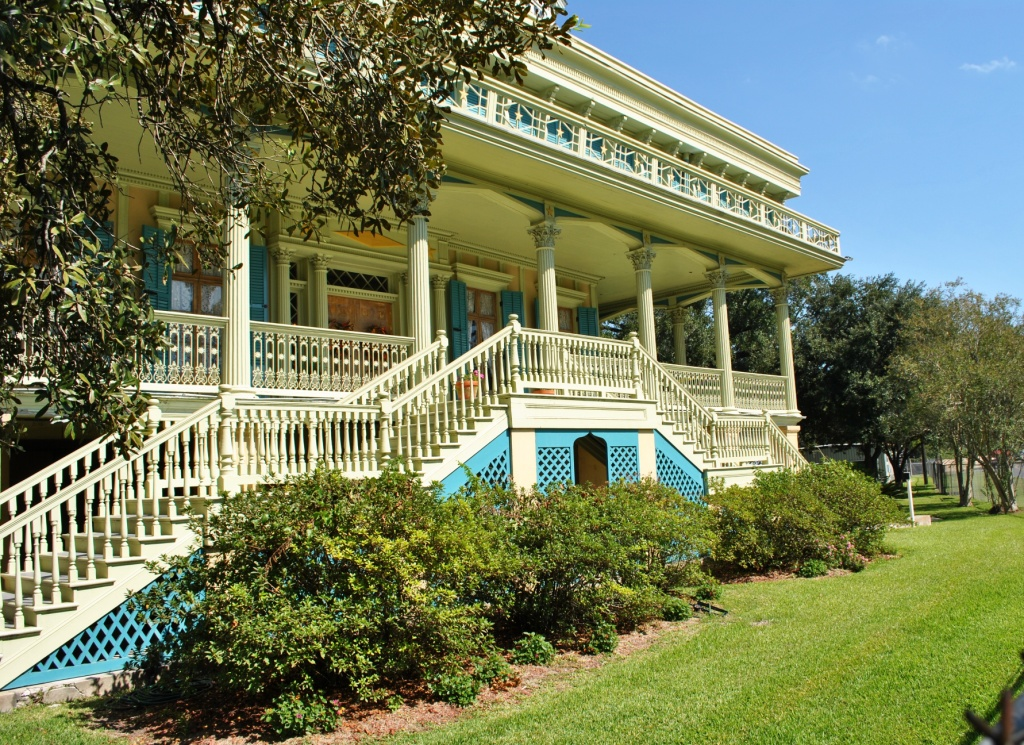 5 plantations to visit in new orleans with stunningly for San francisco mansion tour