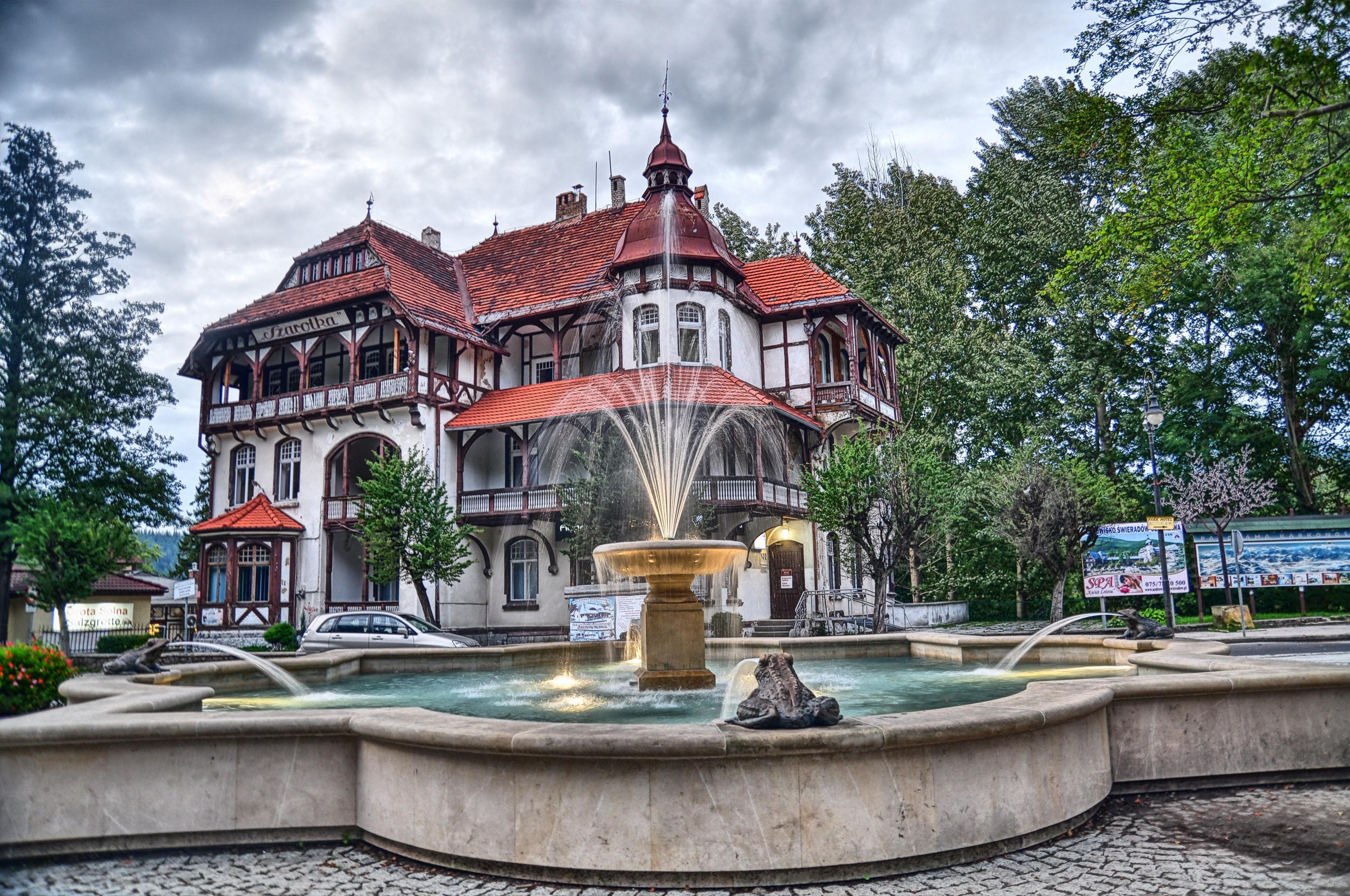 Bad Flinsberg Hotel Weiber Stein