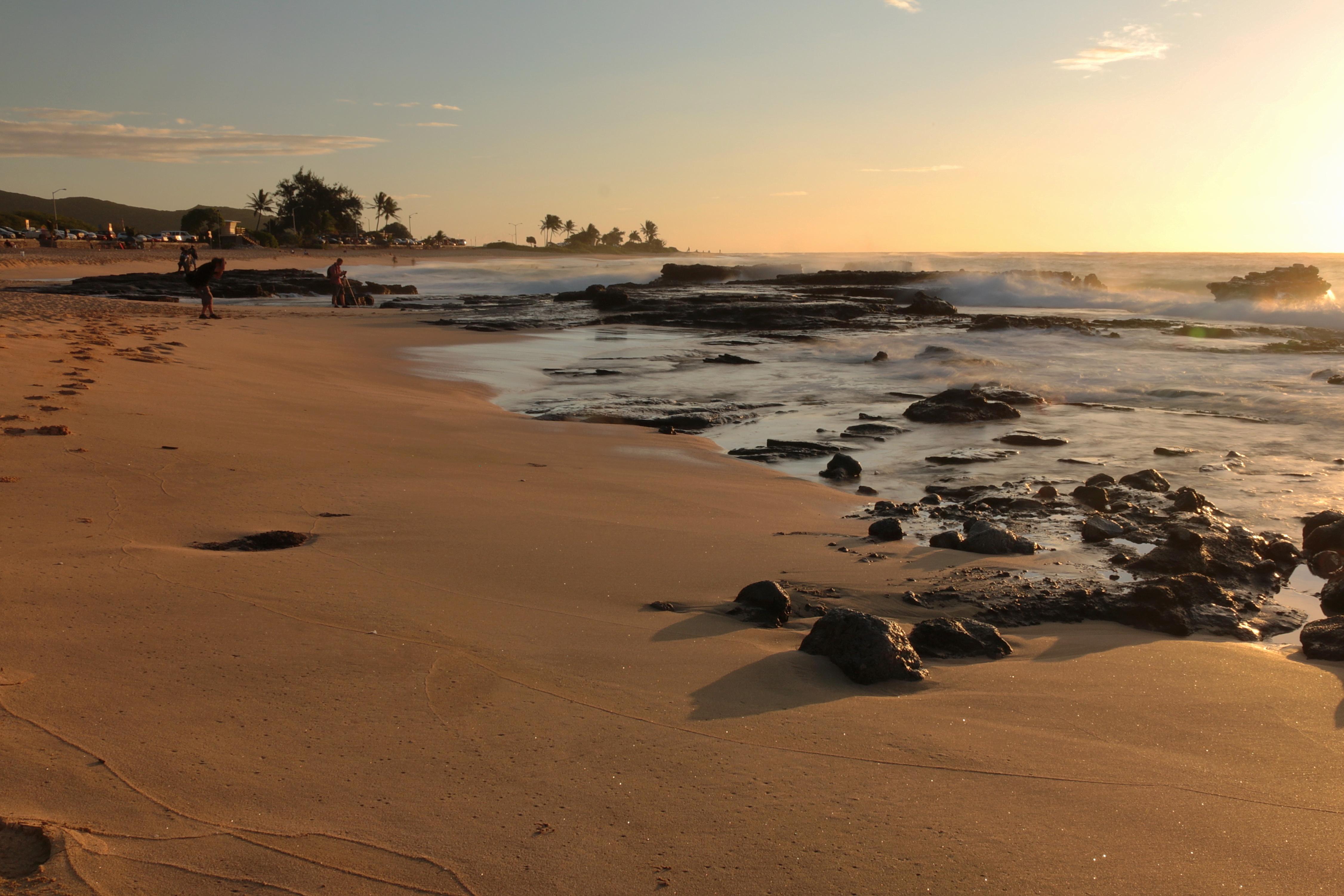 File Sandy Beach Park Kalanianaole Hwy Honolulu 503339 17994299526