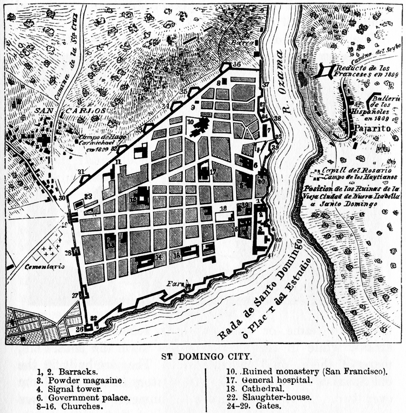 FileSanto Domingo Map Jpg Wikimedia Commons - Santo domingo map