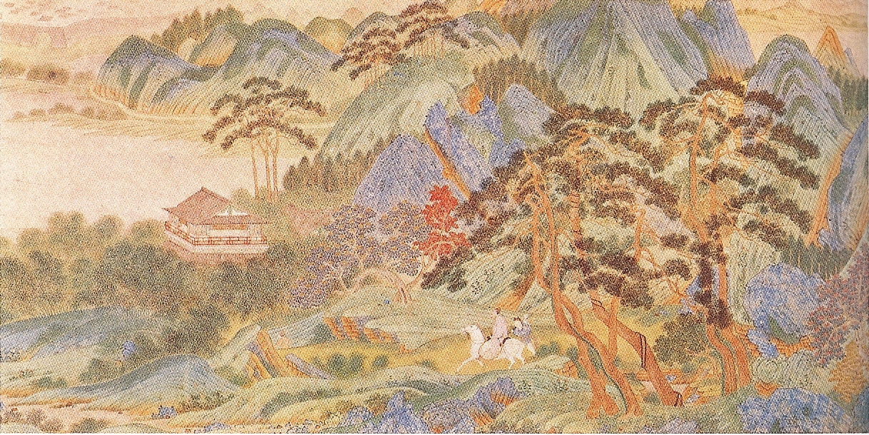 Images Of Chinese Landscape Paintings
